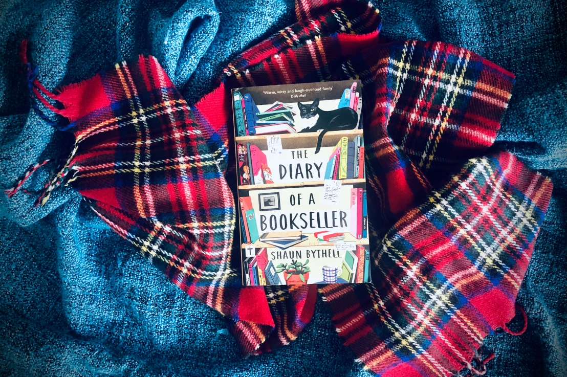 Shaun Bythell's Diary of a Bookseller: On reading, retail, andregrets